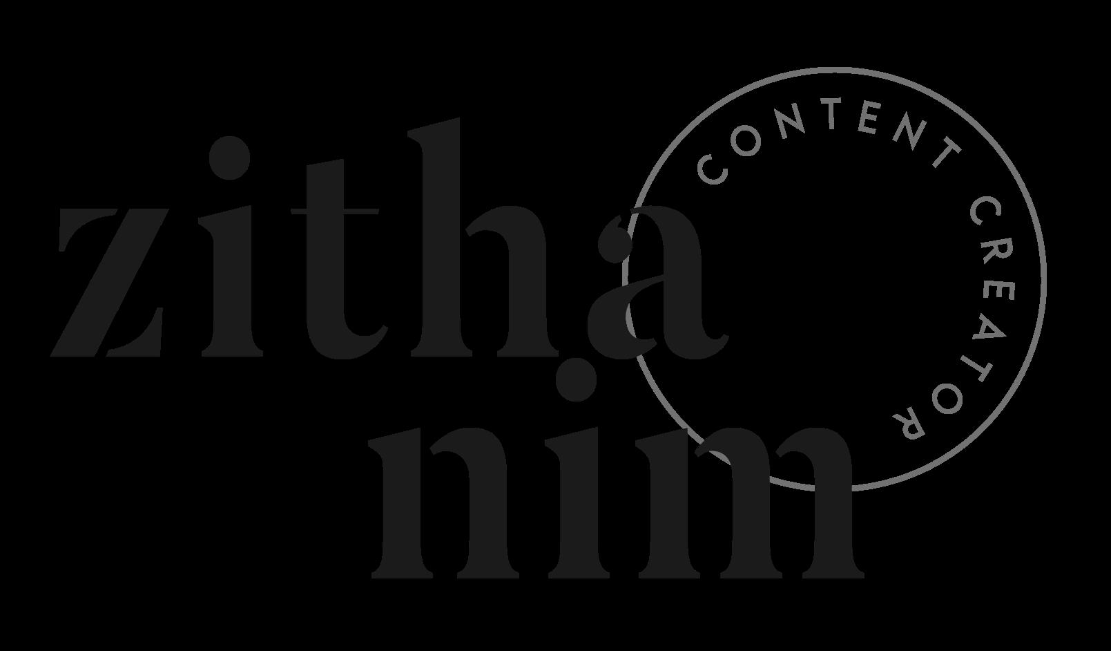 Zitha Nim | Graphic designer & videographer